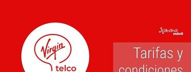 Virgin telco: todas las tarifas y ofertas en fibra, móvil y televisión