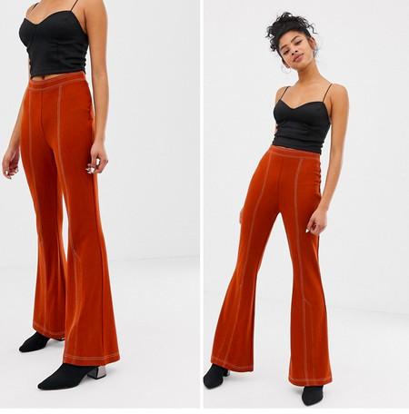Pantalnes Orange