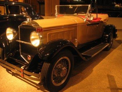 1929 Packard Speedster Roadster