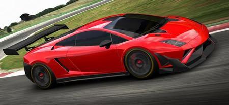 Lamborghini Gallardo GT3 FL2. Este <em>toro</em> aún no se jubila