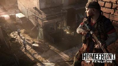 Homefront: The Revolution es anunciado - primer tráiler e imágenes
