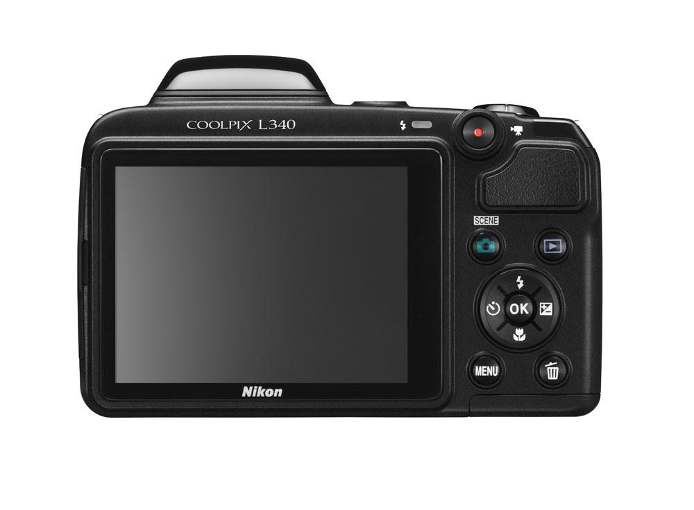 Foto de Nikon Coolpix L840, Nikon Coolpix P610 y Nikon Coolpix L340, zoom de alto rendimiento para la gama Coolpix de Nikon (1/15)