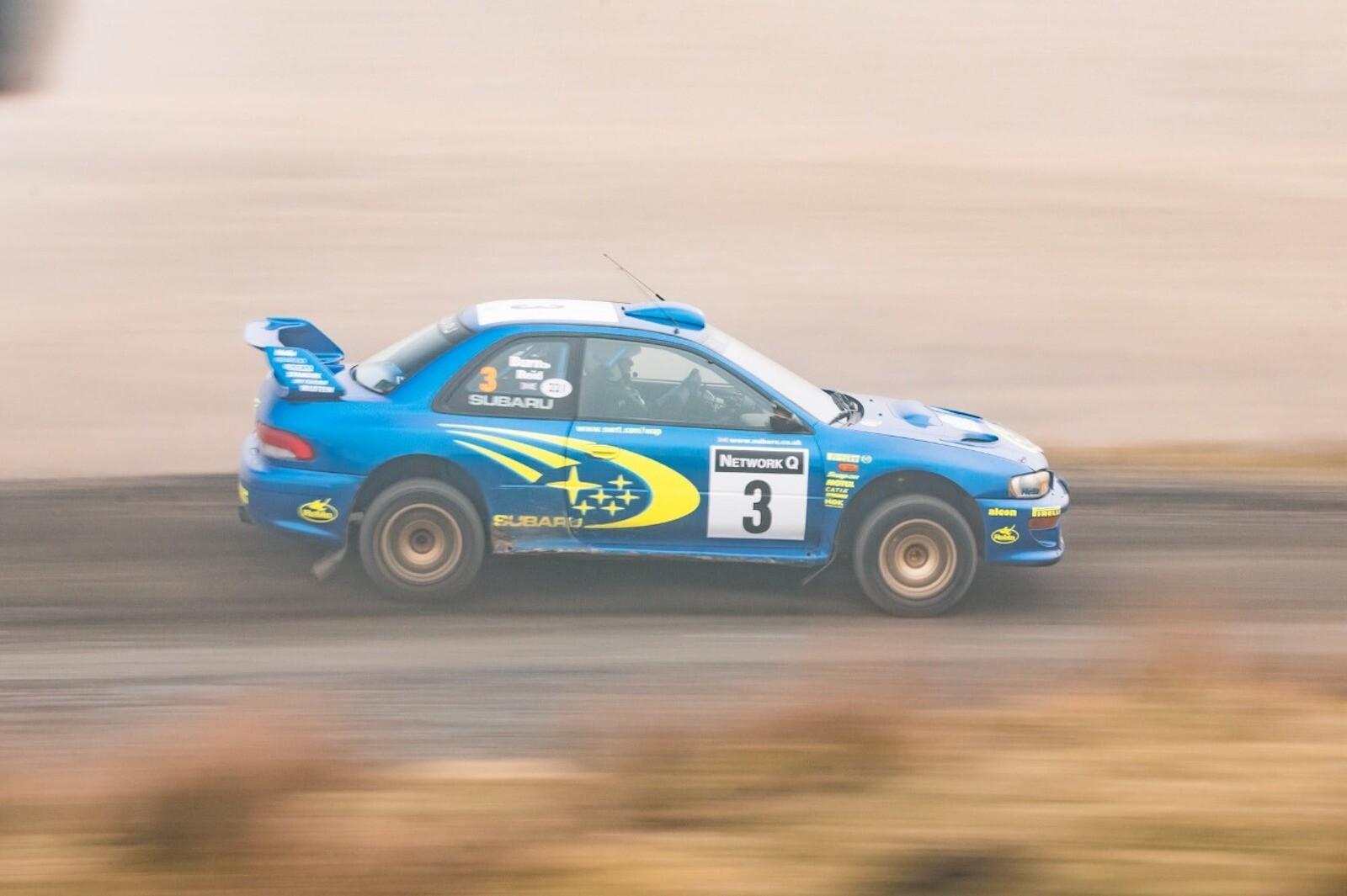 Foto de El Subaru Impreza WRC más caro en la historia (2/17)