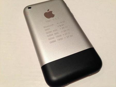 Subastan en eBay un supuesto prototipo del iPhone 2G