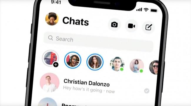 Facebook Messenger Ios Nuevo Diseno 7
