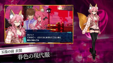 Fate/Extella nos muestra más de sus trajes especiales y hay para todos los gustos