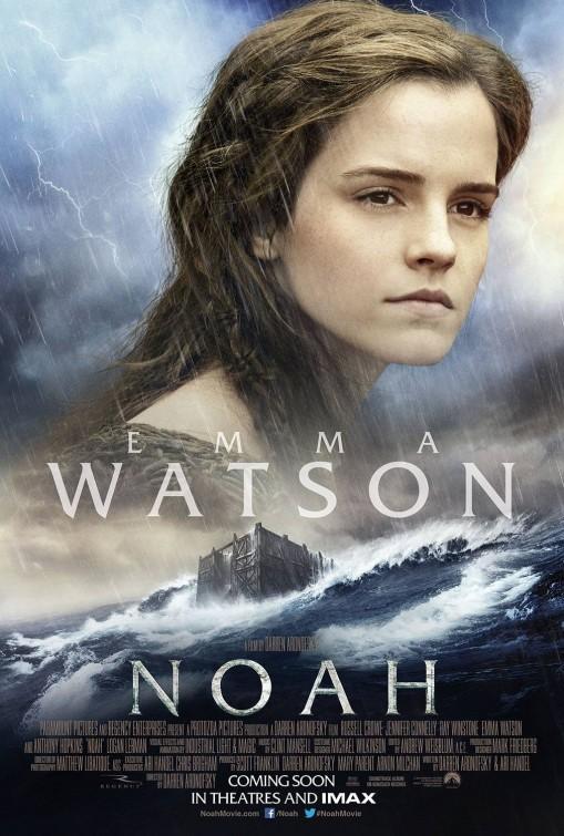 Foto de Carteles de la película 'Noé' (9/13)