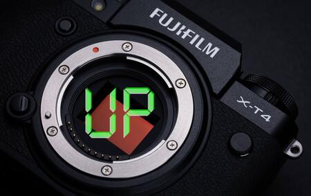 Fujifilm lanza una actualización masiva de firmwares para las X-T4, X-T3, X-Pro3, X-E4, X-S10, X-T200 y X-A7 y las GFX100 y GFX100S