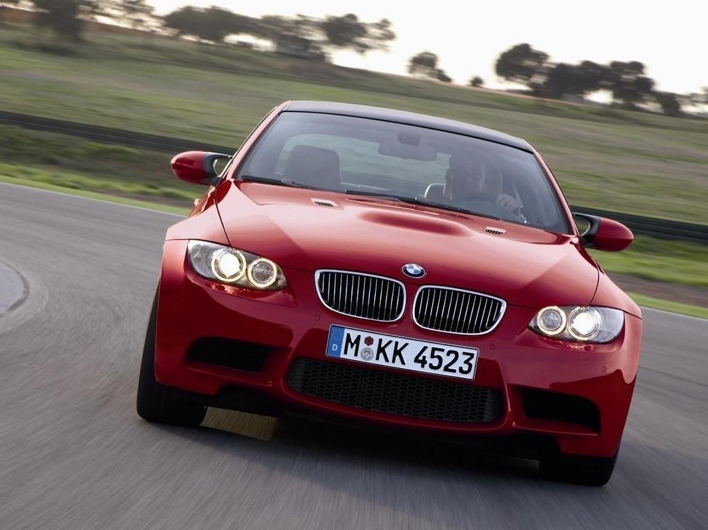 Foto de BMW M3 Coupé (36/38)
