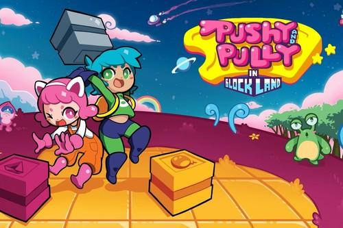 Análisis de Pushy and Pully in Blockland, algo más que un mero homenaje al juego de puzles Don't Pull del Three Wonders de Capcom