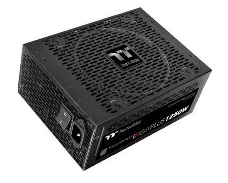 Thermaltake Toughpower iRGB 1250W 80 Plus Titanium Modular