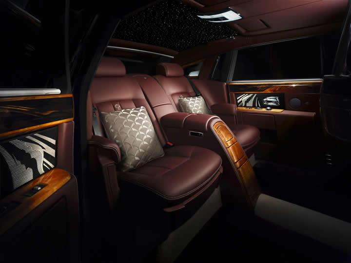 Foto de Rolls-Royce Pinnacle Travel Phantom (4/5)