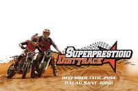 El segundo Superprestigio Dirt Track ya tiene fecha