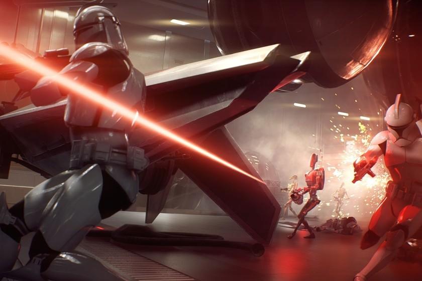 La actualización 1.2 de Star Wars: Battlefront II ya se puede descargar y añade todo esto junto con un nuevo modo de juego