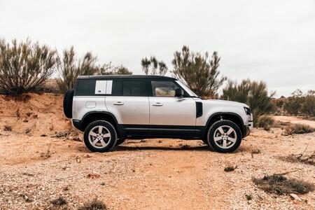 Land Rover Defender 110 Prueba 40