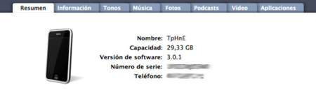 Apple lanza el iPhone OS 3.0.1