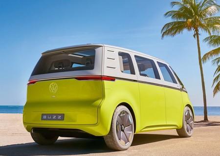 Volkswagen Id Buzz Concept 2017 1280 12