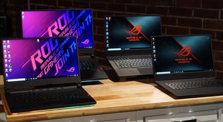 ASUS renueva su gama RoG de portátiles gaming: que vivan los 240 Hz y las gráficas GeForce RTX para jugar a toda pastilla
