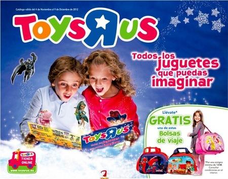 El catálogo de regalos de Navidad 2012 de Toysrus