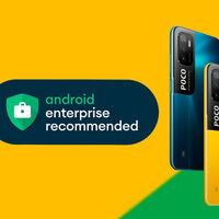 Este dispositivo de POCO se convierte en el primer teléfono de la firma en obtener la certificación de Android Enterprise