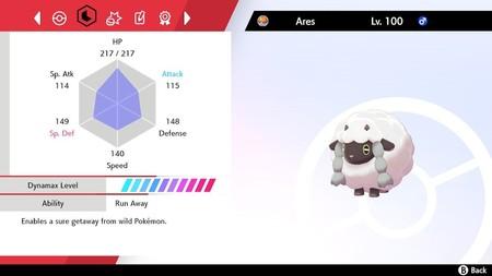 Pokemon Espada Escudo Wooloo