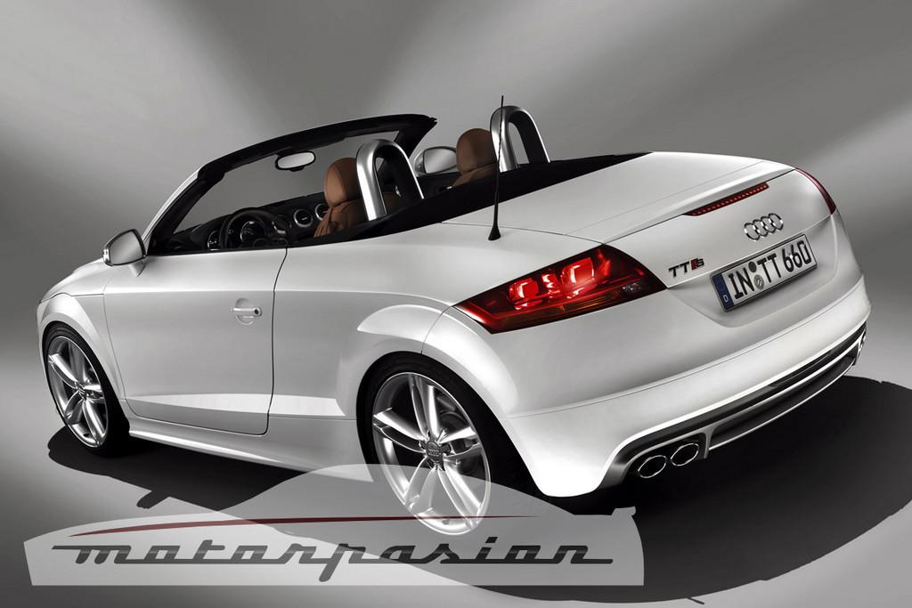 Foto de Audi TTS (1/40)
