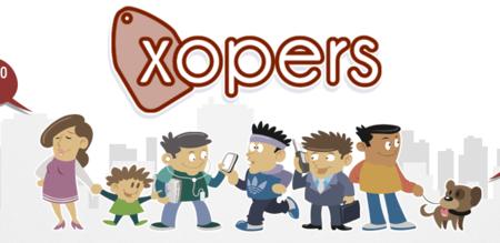 Nace Xopers, una red social española sobre comercio electrónico