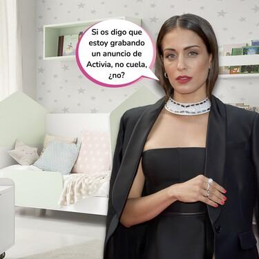 La obsesión por ocultar su barriguita (asintomática) la ha delatado: Hiba Abouk podría estar ocultando su segundo embarazo