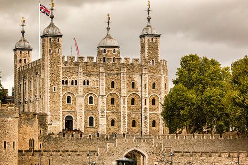 Los cuervos de la Torre de Londres y toda la leyenda que los rodea