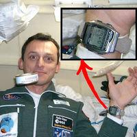 Este Casio HBX-100 fue uno de los primeros 'smartwatches' de la historia, y viajó al espacio con Pedro Duque