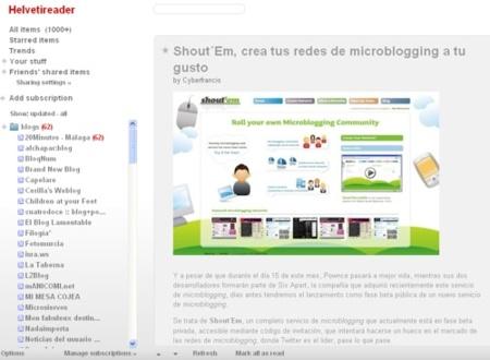 Deja Google Reader a tu gusto gracias a Firefox y Greasemonkey
