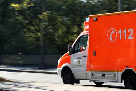 Ambulancia eCall 112