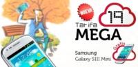 Ocean's lanza una nueva tarifa con 70 minutos y 2 Gb por 19 euros con un SIII Mini incluido