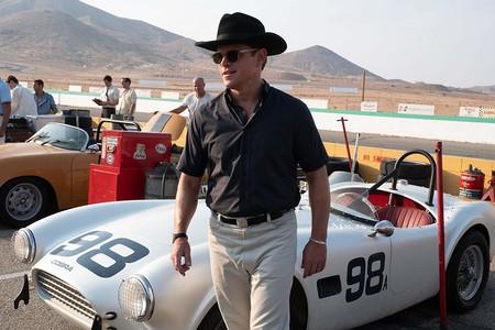 Matt Damon Le Mans66