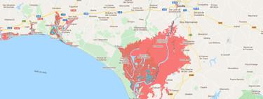 Cádiz, Vietnam y Shanghái tienen los días contados: los mapas del nivel del mar en 2050