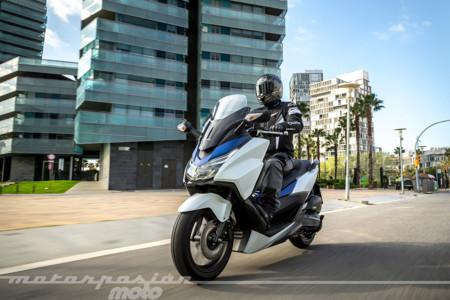 Honda Forza 125 2015 45