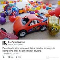La paternidad y los viajes
