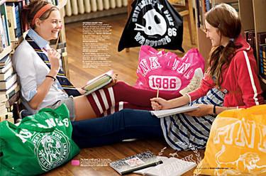 Victoria's Secret lanza su catálogo de otoño
