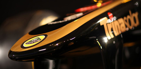 Lotus dará a conocer su E21 el 28 de enero