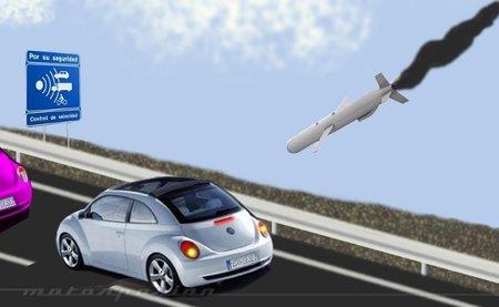 fauna en ruta: robo de coches y atascos