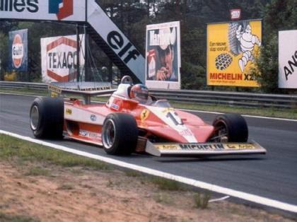 Gilles Villeneuve, un símbolo de Ferrari