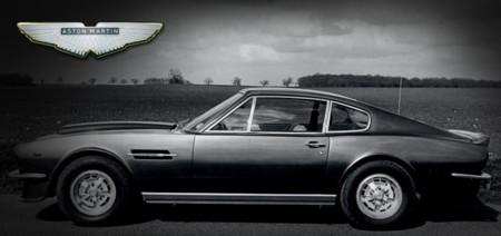 Logos de coches - Aston Martin 1972