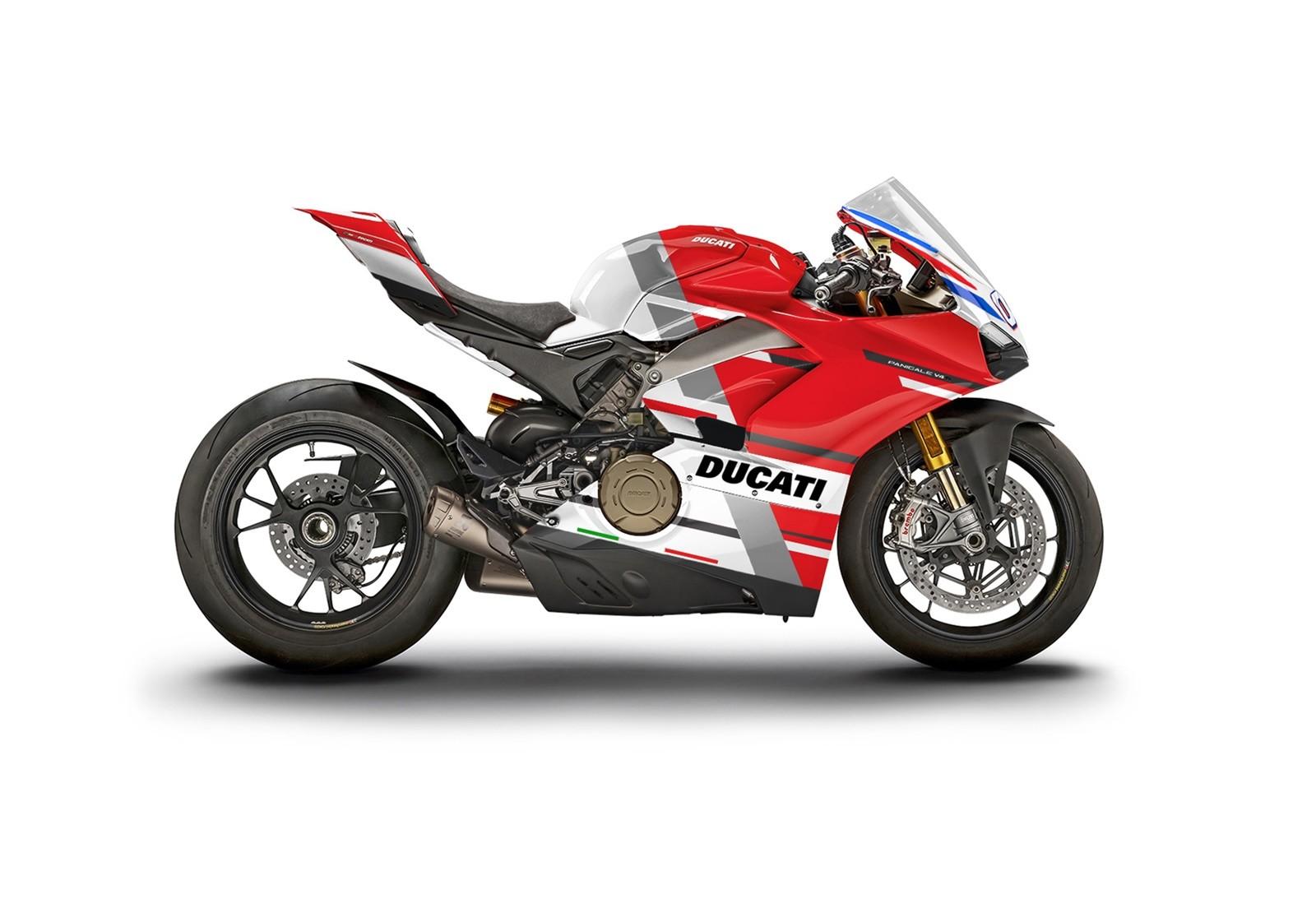 Foto de Estas son las Ducati Panigale V4 de la Carrera de los Campeones 2018 (1/12)