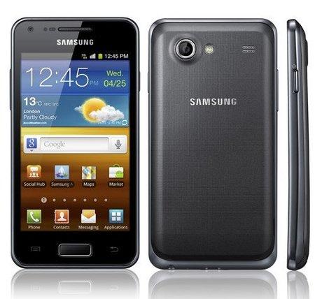 Samsung Galaxy Advance, gama media y doble núcleo