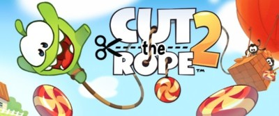 Cut the rope 2, ya disponible en la App Store
