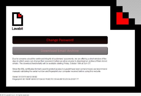 Los usuarios de Lavabit podrán recuperar su correo en las próximas horas