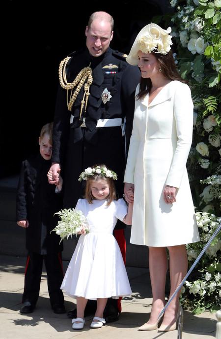 Kate Middleton En La Boda De Principe Harry Y Meghan Markle