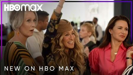 'And Just Like That...': la secuela de 'Sexo en Nueva York' ya tiene fecha de estreno en HBO Max