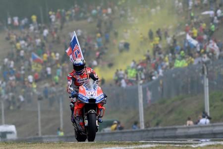 Andrea Dovizioso Gp Republica Checa Motogp 2018 5