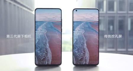 Xiaomi muestra los avances en su tecnología de cámara bajo la pantalla y da a conocer más detalles